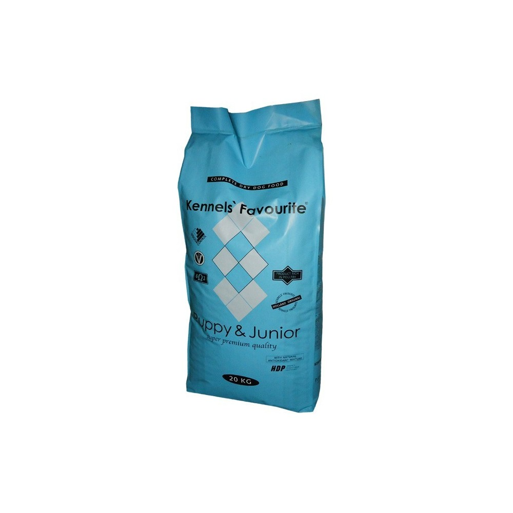 KENNELS' FAVOURITE Puppy & Junior 20 kg