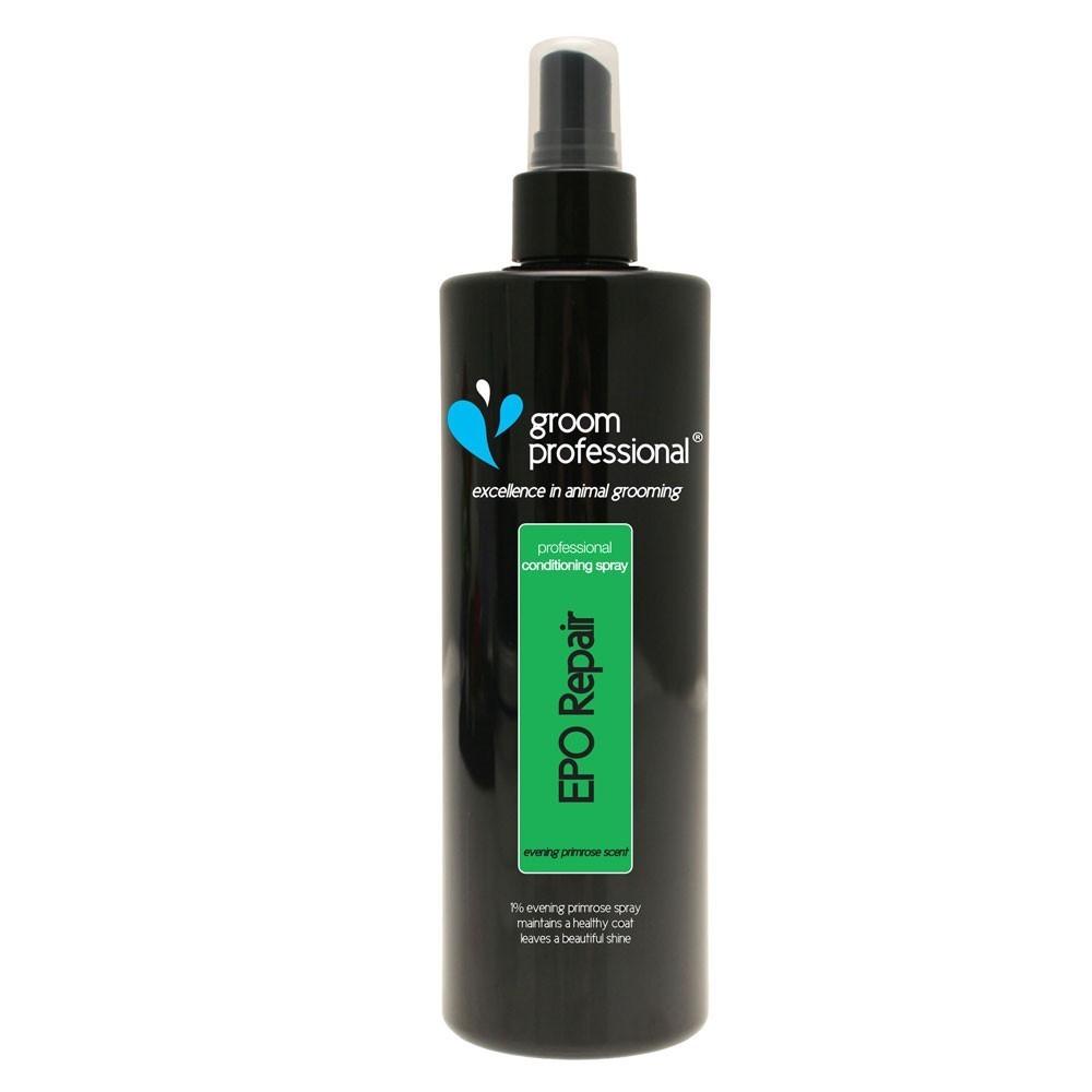 Groom Professional Evening Primrose Oil Shine - lecznicza odżywka z olejkiem z wiesiołka 500ml