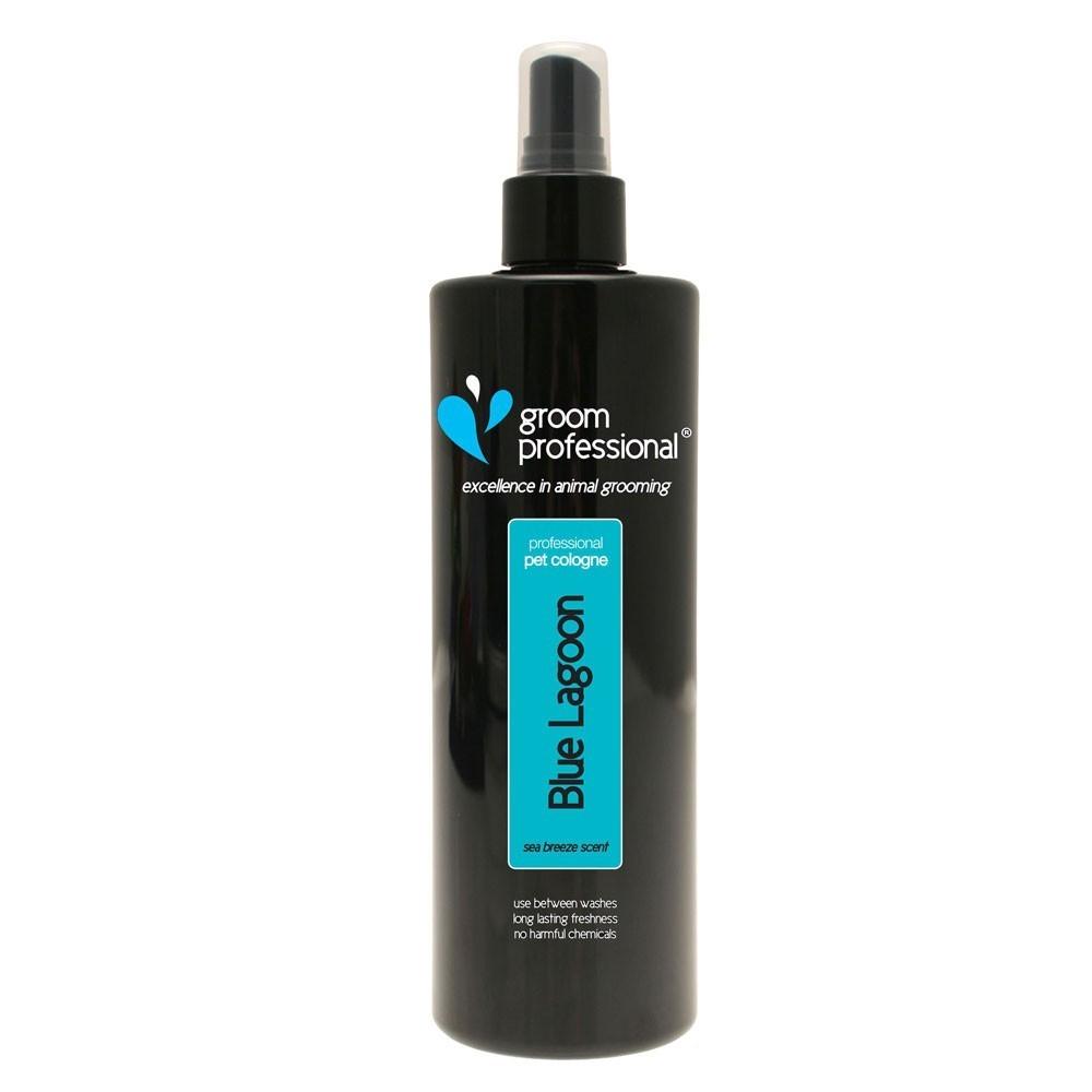 Groom Professional Blue Lagoon Cologne - woda zapachowa dla psów 500ml