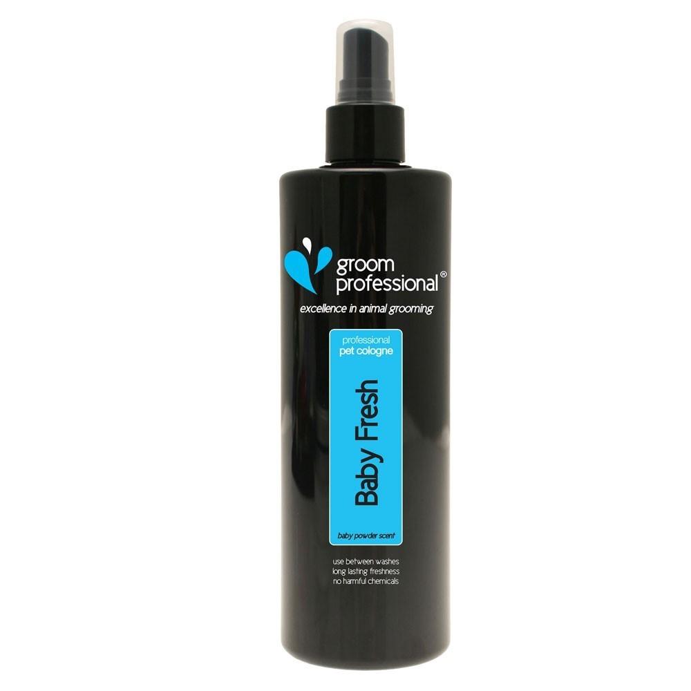 Groom Professional Baby Fresh Cologne - woda zapachowa dla psów 4l