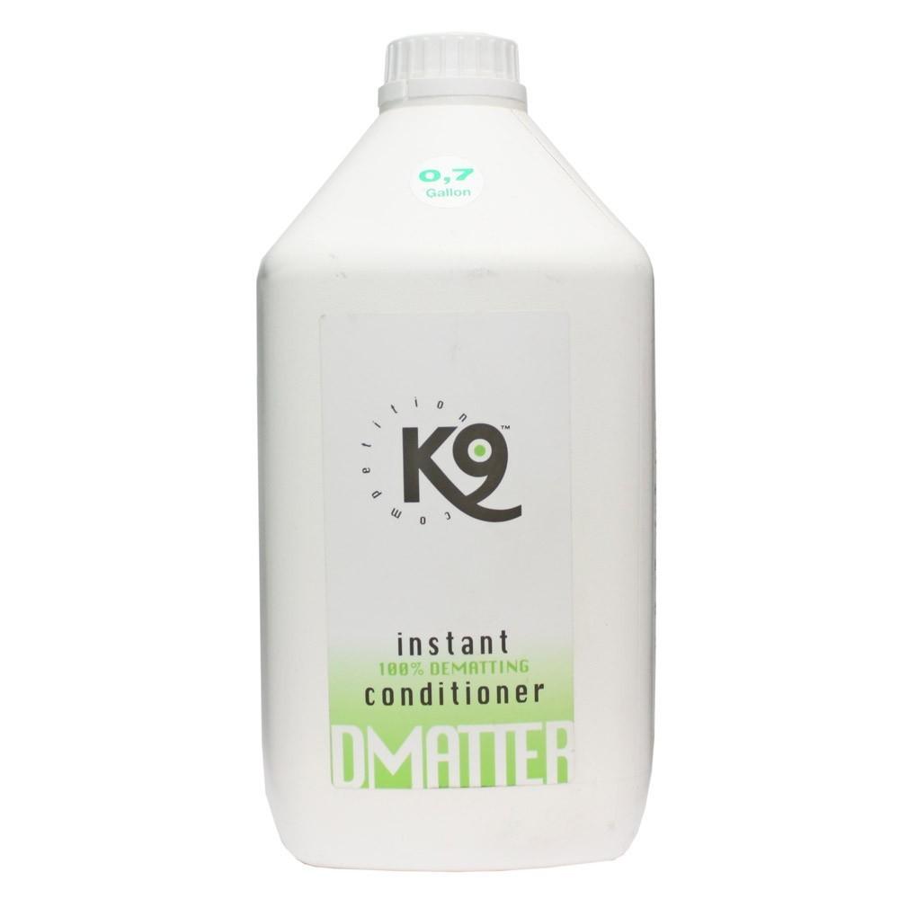 K9 Instant Dmatter - odżywka rozkołtuniająca 5,7l