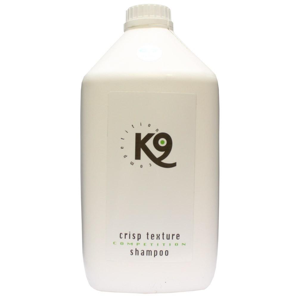 K9 Crisp Texture Shampoo - szampon dla ras szorstkowłosych 300ml