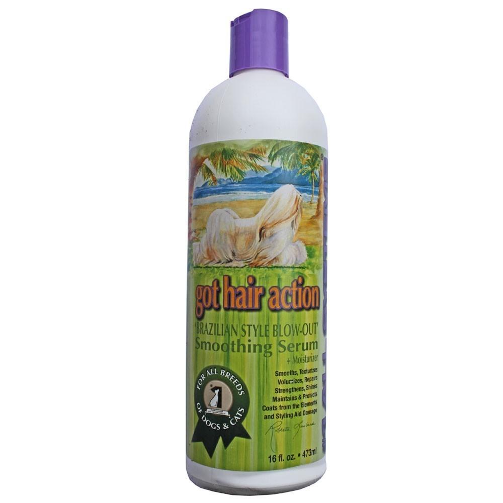 1All Systems Got Hair Action Smoothing Serum Moisturizer - keratynowa odżywka wieloczynnościowa 473 ml