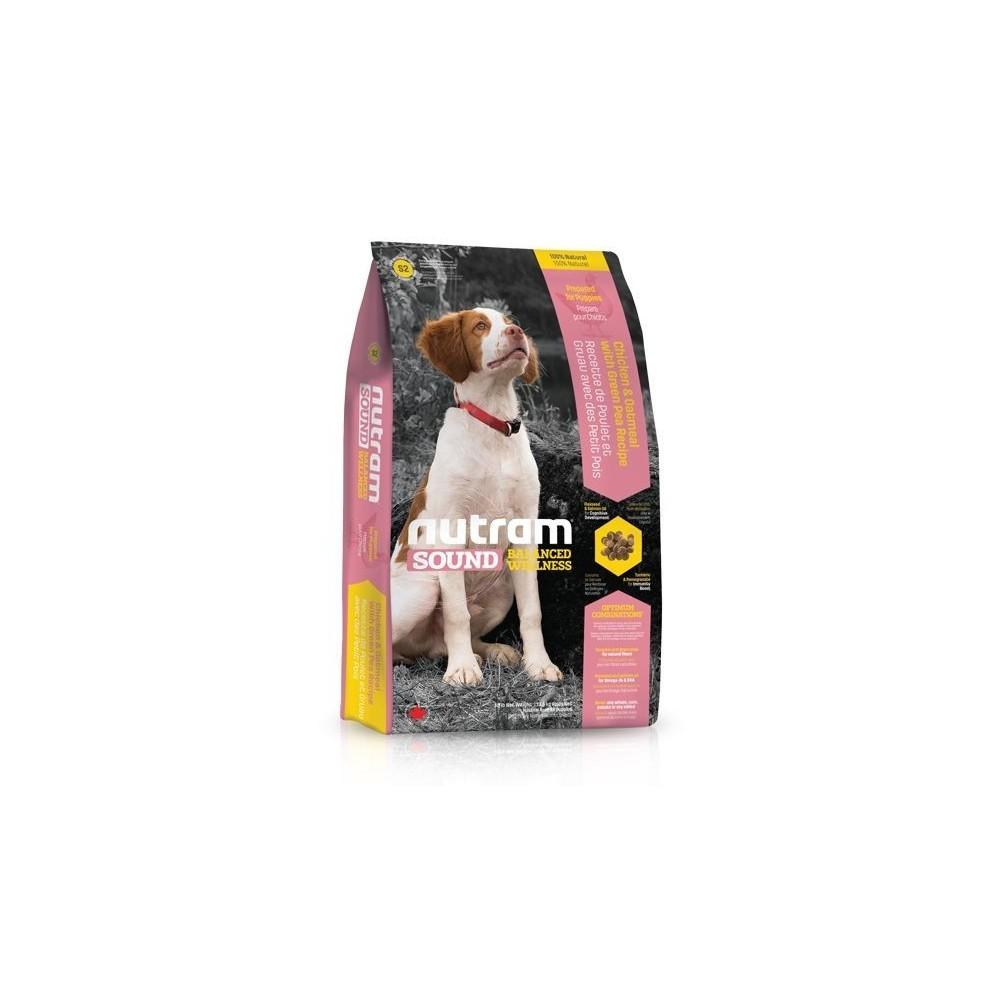S2 Nutram Sound Puppy 13,6 kg