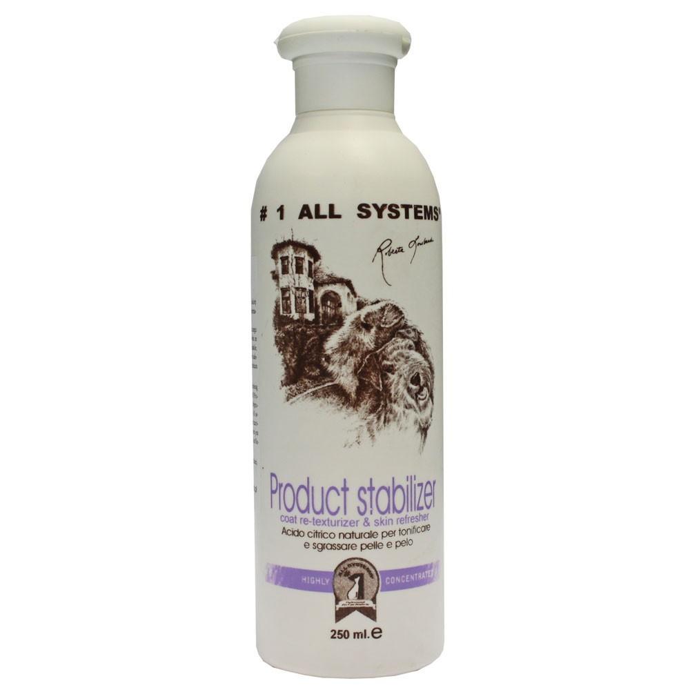 1All System Product Stabilizer & Coat Re-Texturizer - płukanka do oczyszczenia i regeneracji włosów i skóry 250ml