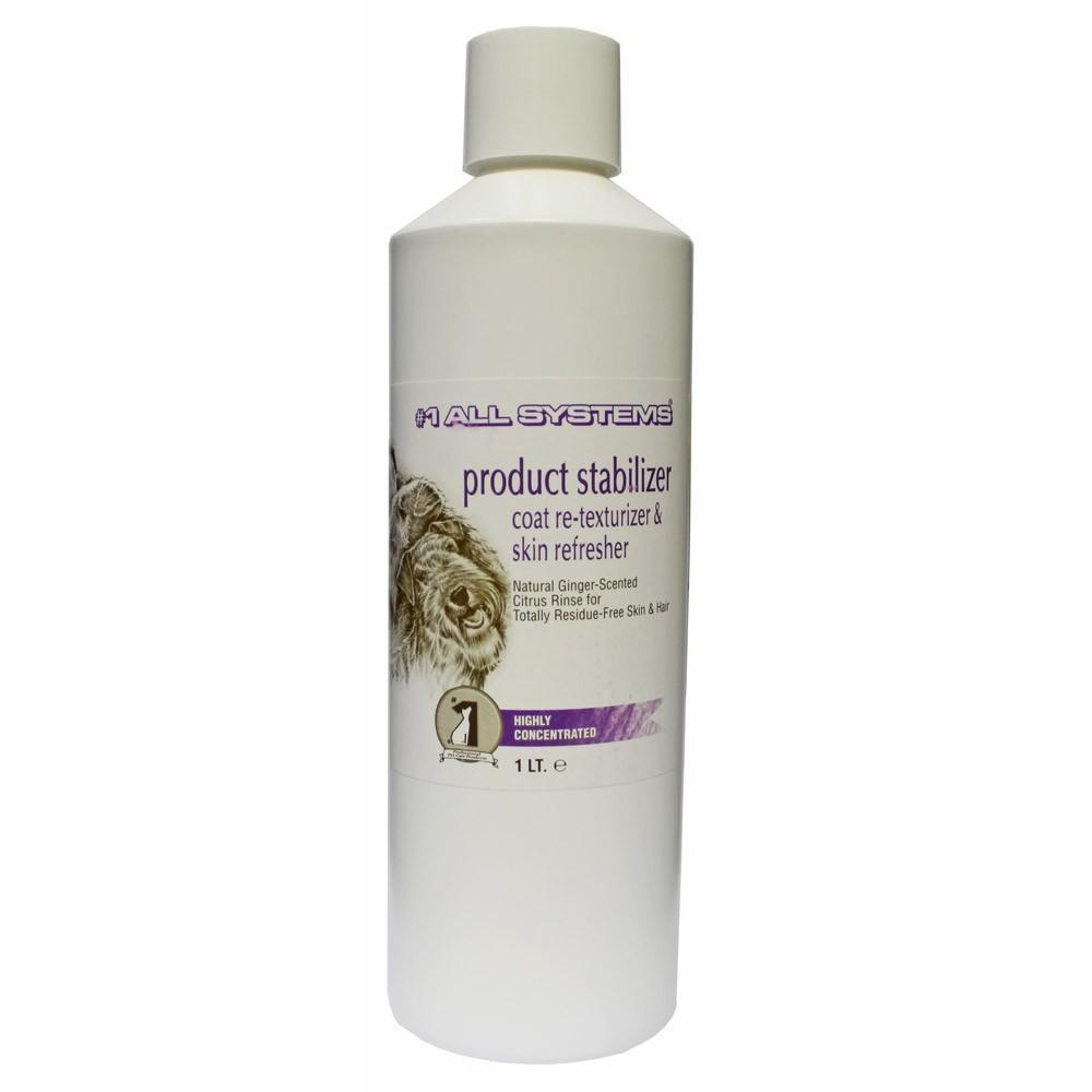 1All System Product Stabilizer & Coat Re-Texturizer - płukanka do oczyszczenia i regeneracji włosów i skóry 1l