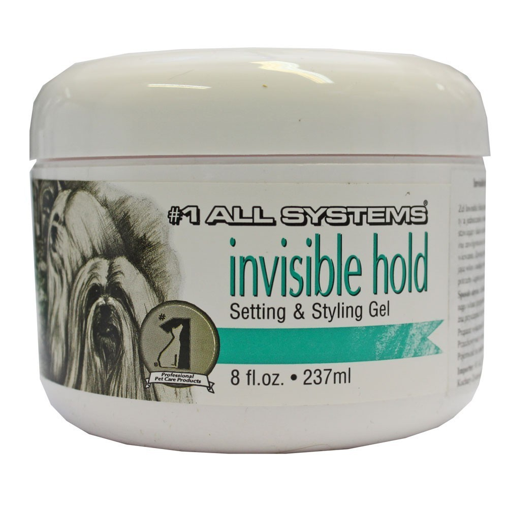 1All Systems Invisible Hold Setting & Styling gel - żel do stylizacji 237ml