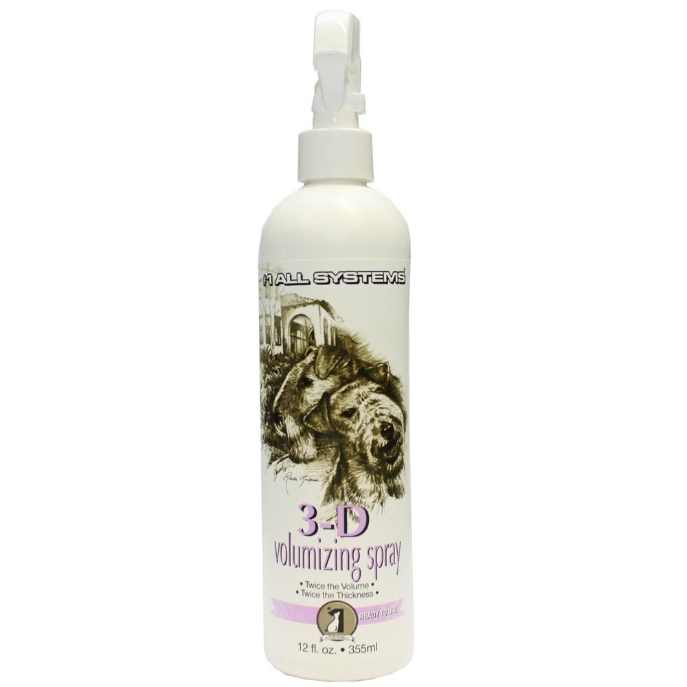 1All System 3D volumizing spray - odżywka zwiększająca objętość włosa 355ml