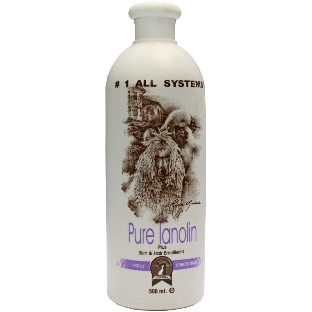 1All System Pure Cosmetic Lanolin Plus Skin & Hair Emollients - lanolina do codziennej pielęgnacji 500ml