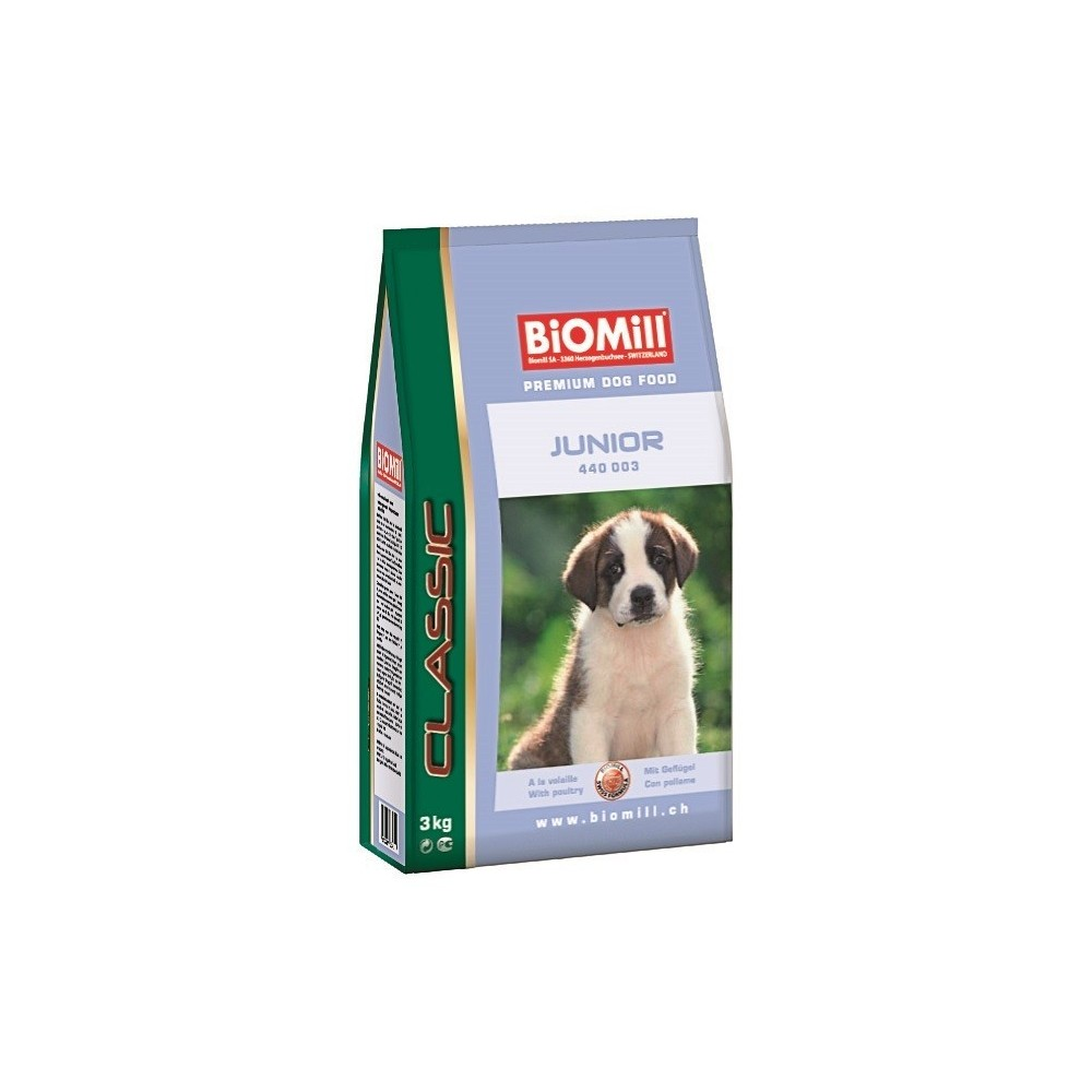 Biomill Classic Dog Junior