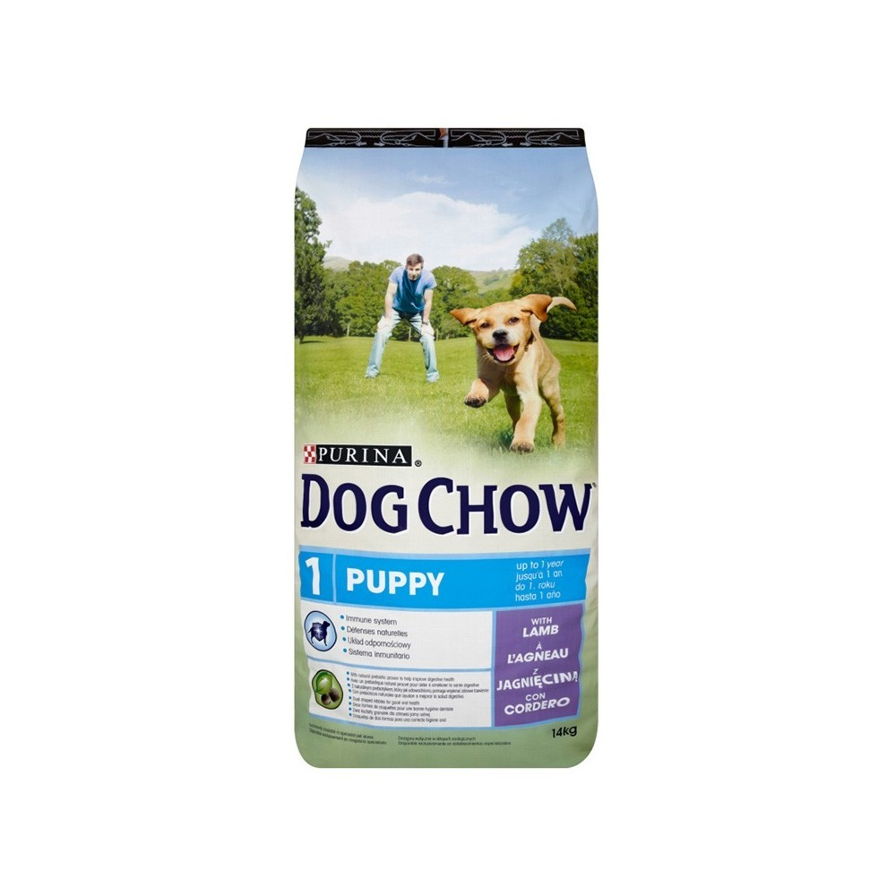 PURINA Dog Chow Puppy Lamb & Rice