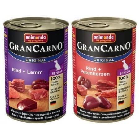 ANIMONDA Grancarno Senior puszka 400 g