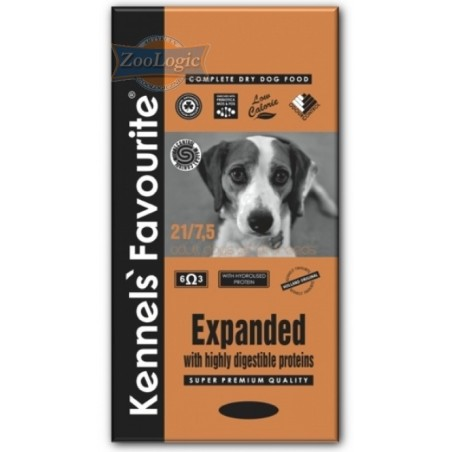 KENNELS' FAVOURITE Expanded 21%