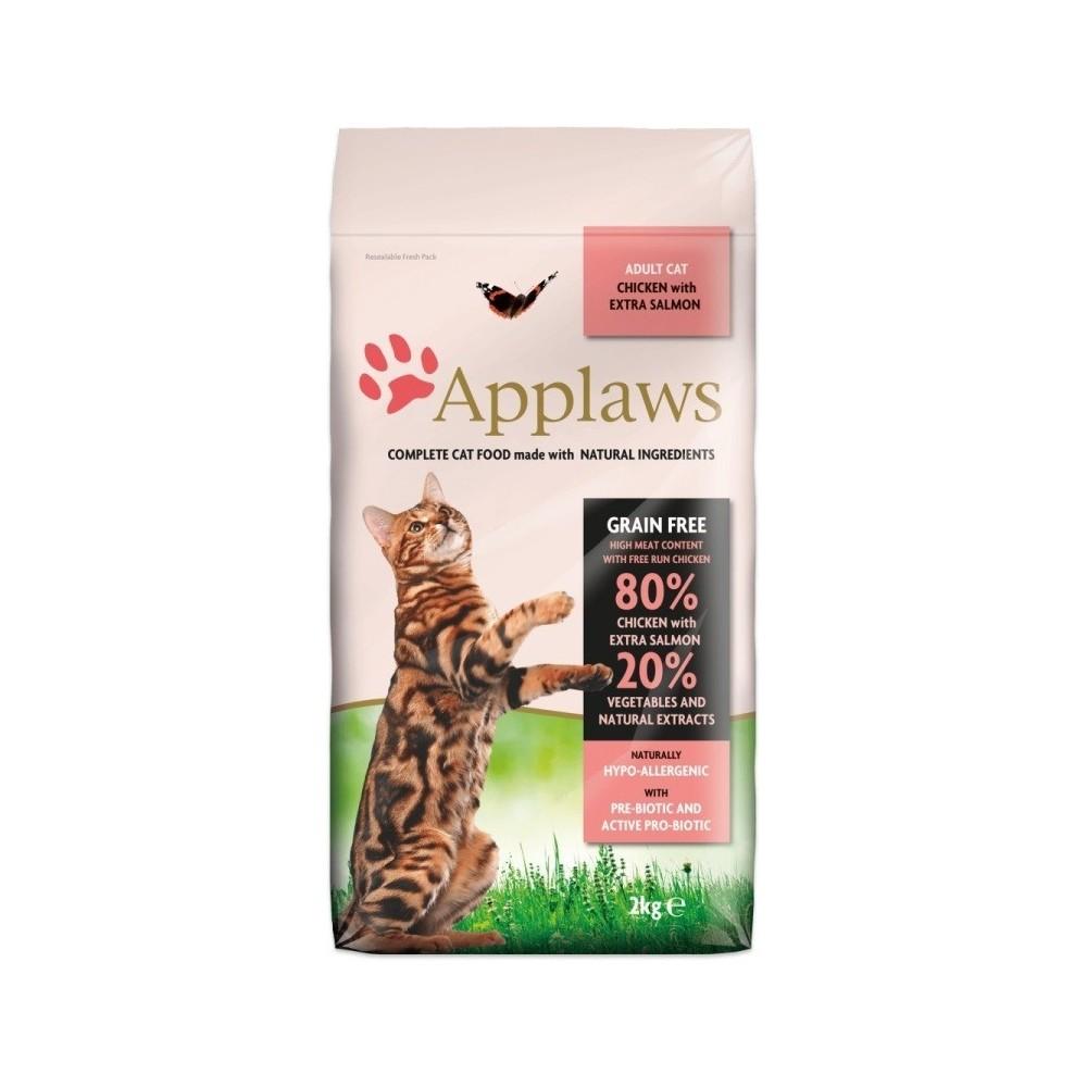 Applaws Adult Cat Chicken & Salmon