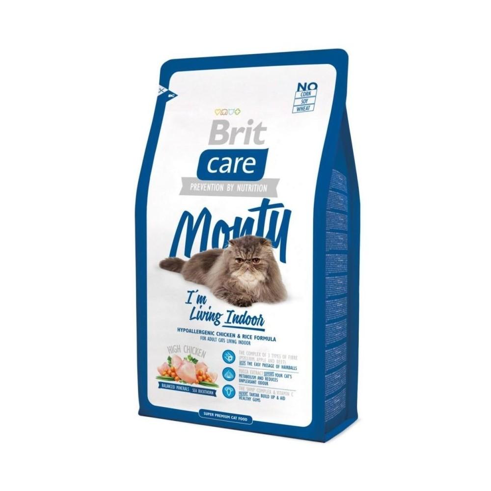 Brit Care Cat Monty I'm Living Indoor