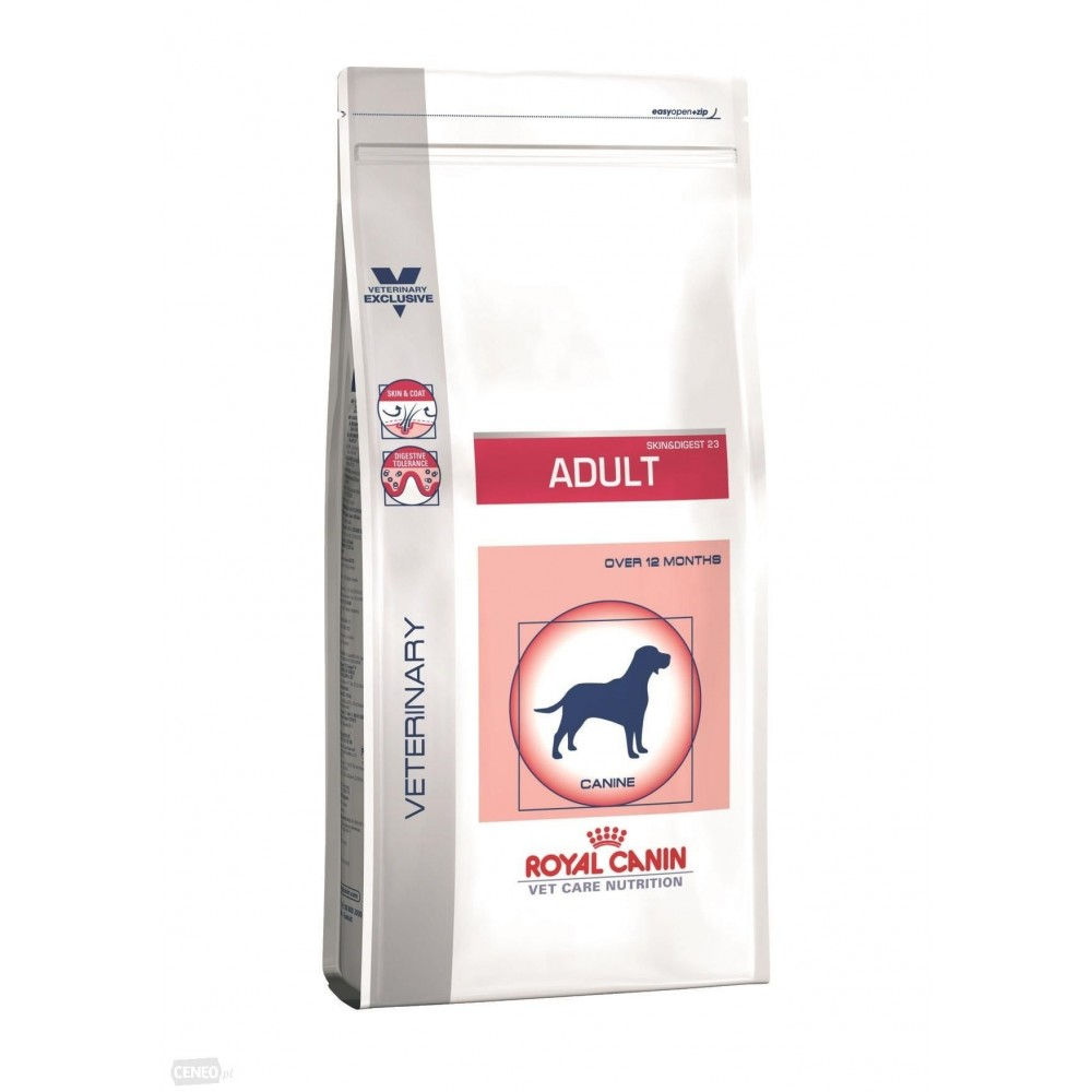 ROYAL CANIN Junior Medium Dog Digest & Skin