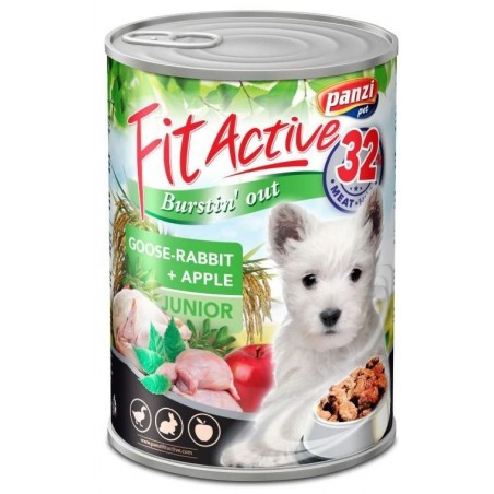 Fit Active Dog Junior puszka 415 g