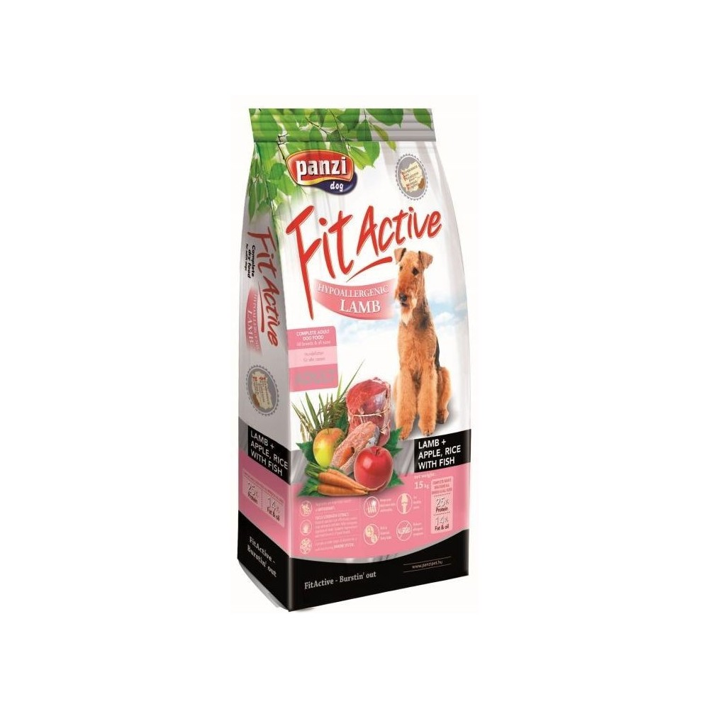 Fit Active Hypoallergenic Lamb
