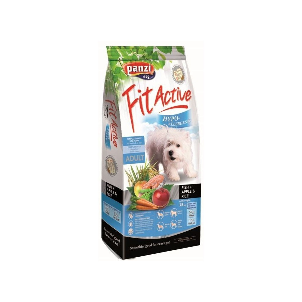 Fit Active Hypoallergenic Fish