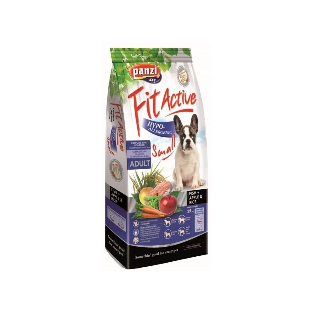 Fit Active Hypoallergenic Small Breed 4 kg