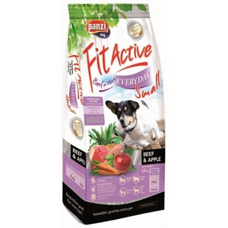 Fit Active Dog Everyday Beef Small Breed