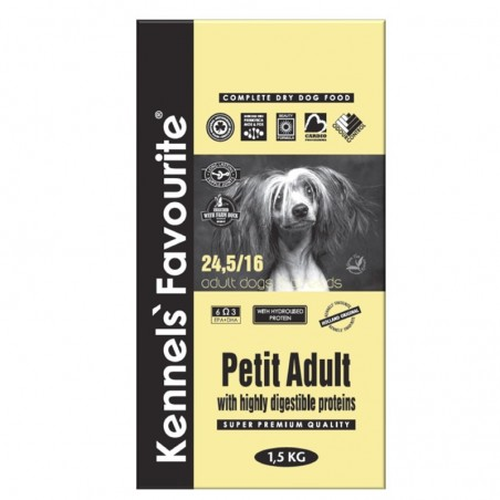 KENNELS' FAVOURITE Petite Adult