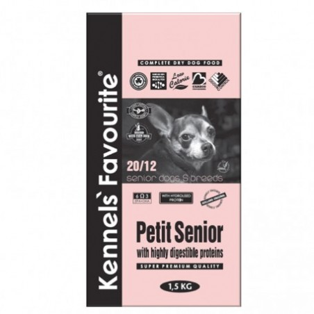 KENNELS' FAVOURITE Petite Senior