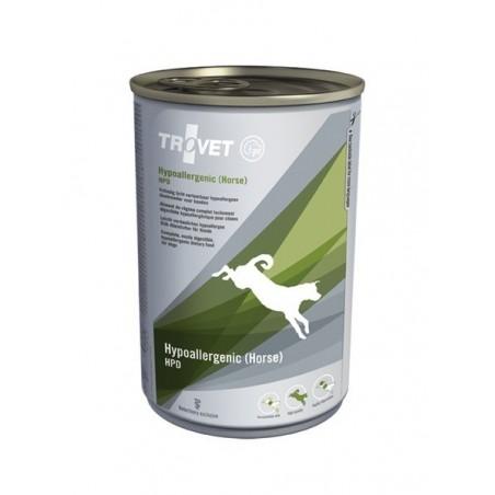 TROVET DOG HPD Hypoallergenic (Konina) - puszka