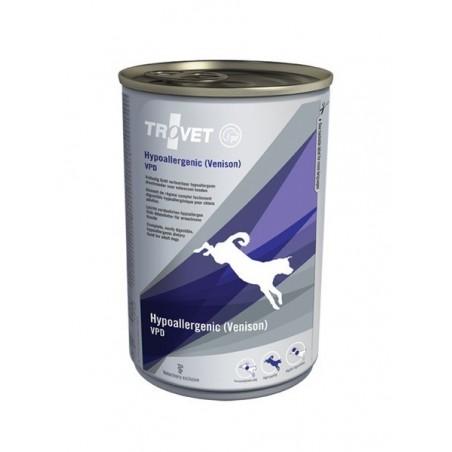 Trovet Hypoallergenic (Venison) VPD Dog - puszka 400g