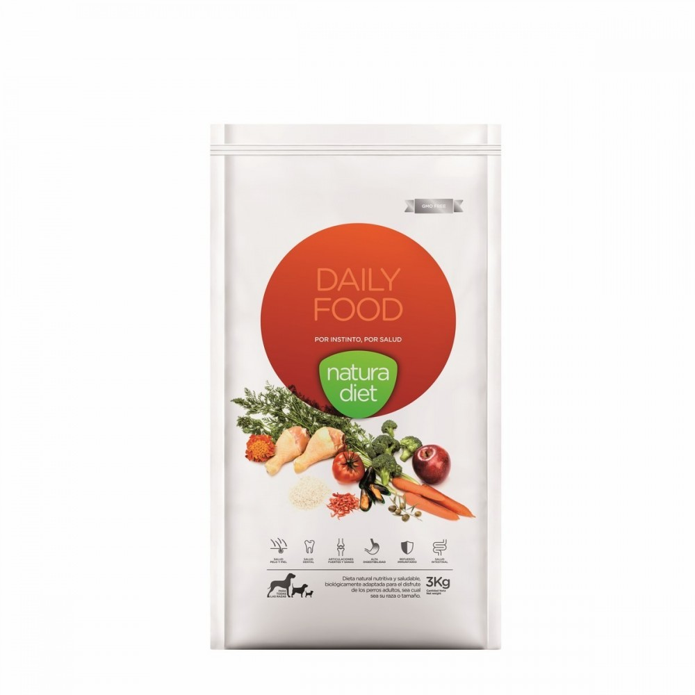 NATURA DIET Adult Daily Food