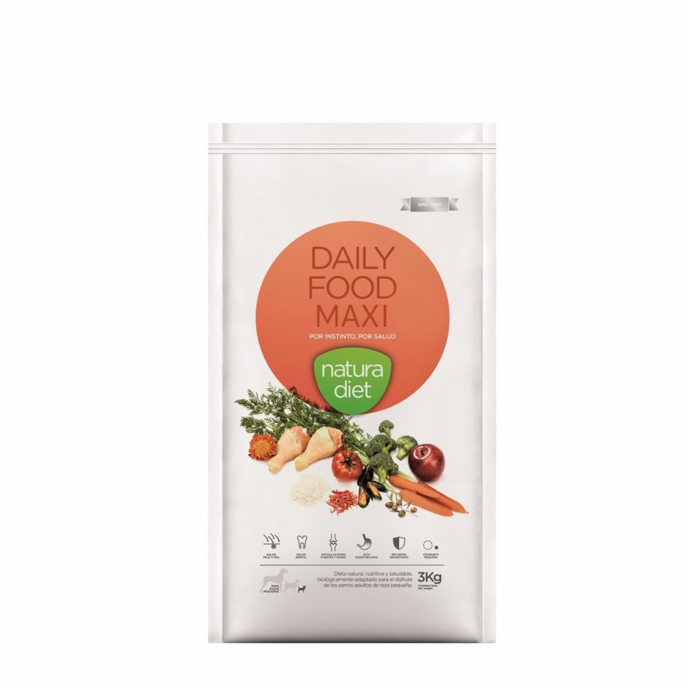 NATURA DIET Daily Food Large Breed
