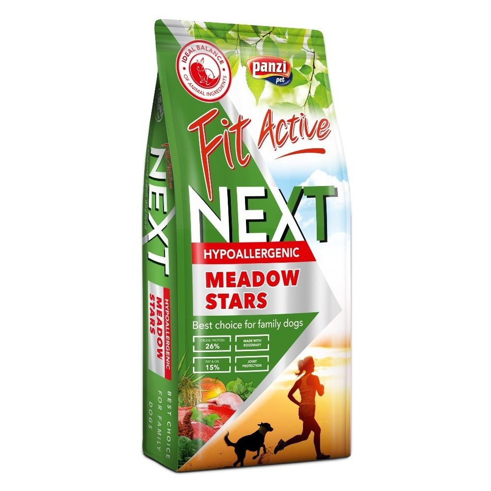 Fit Active Dog Hypoallergenic NEXT Adult Meadow Stars