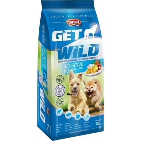 GetWild Puppy Sensitive Lamb