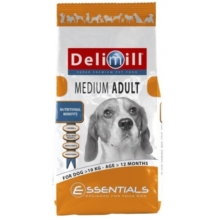 DELIMILL Essentials Medium Adult