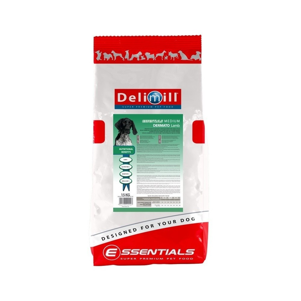 DELIMILL Essentials Medium Dermato Lamb