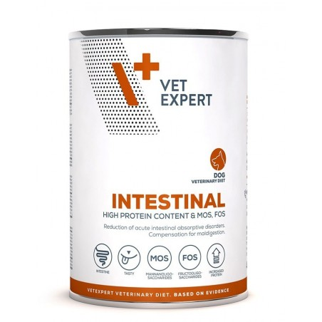 4T Veterinary Diet Dog Intestinal - puszka