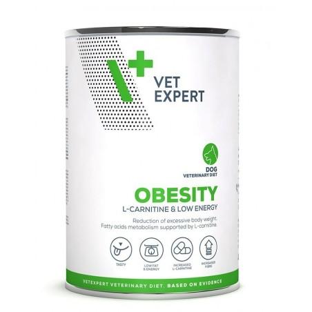 4T Veterinary Diet Dog Obesity - puszka