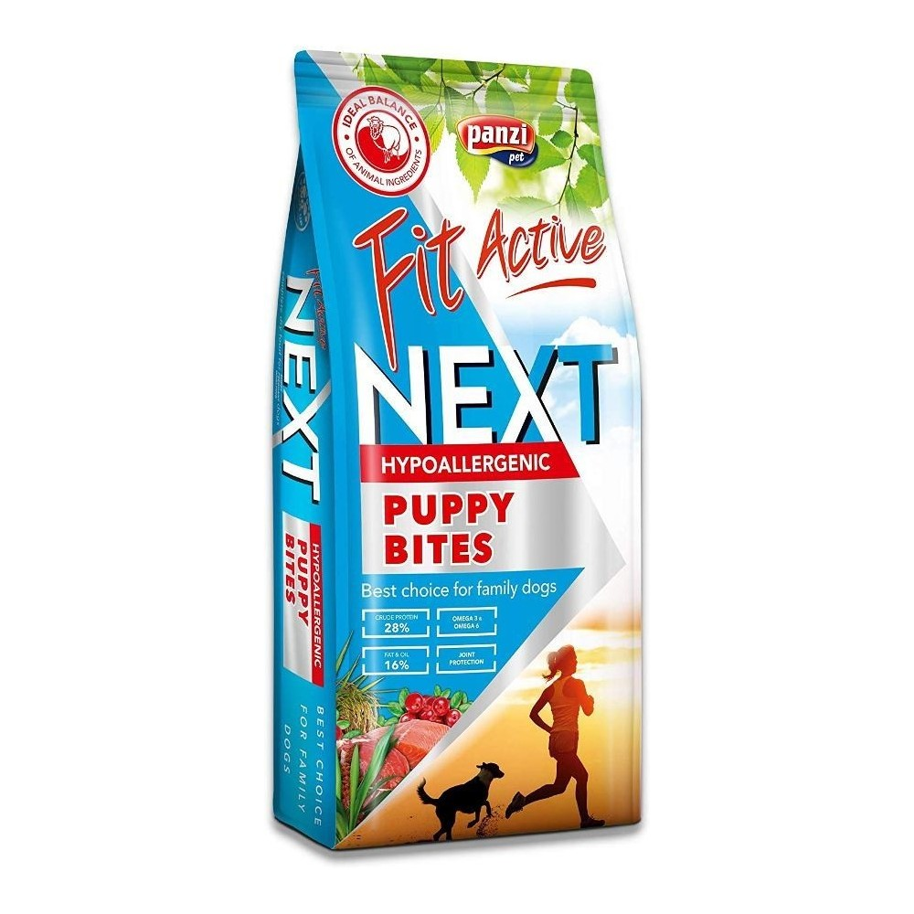 Fit Active NEXT Puppy Lamb & Fish
