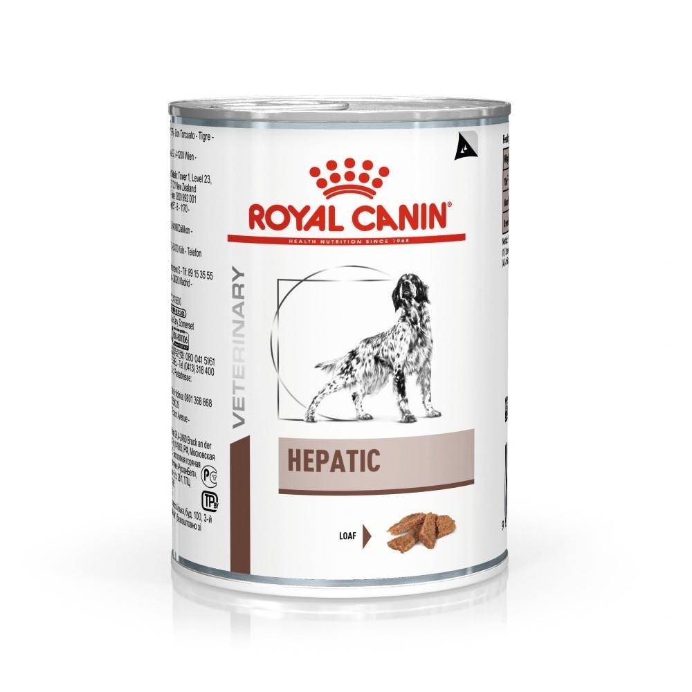 ROYAL CANIN Hepatic puszka 420g