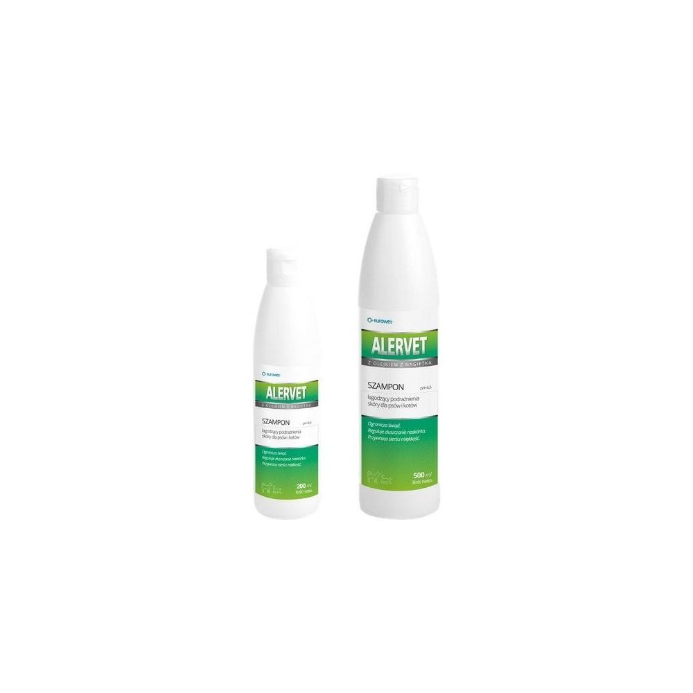 Alervet - przeciwświądowy szampon dermatologiczny
