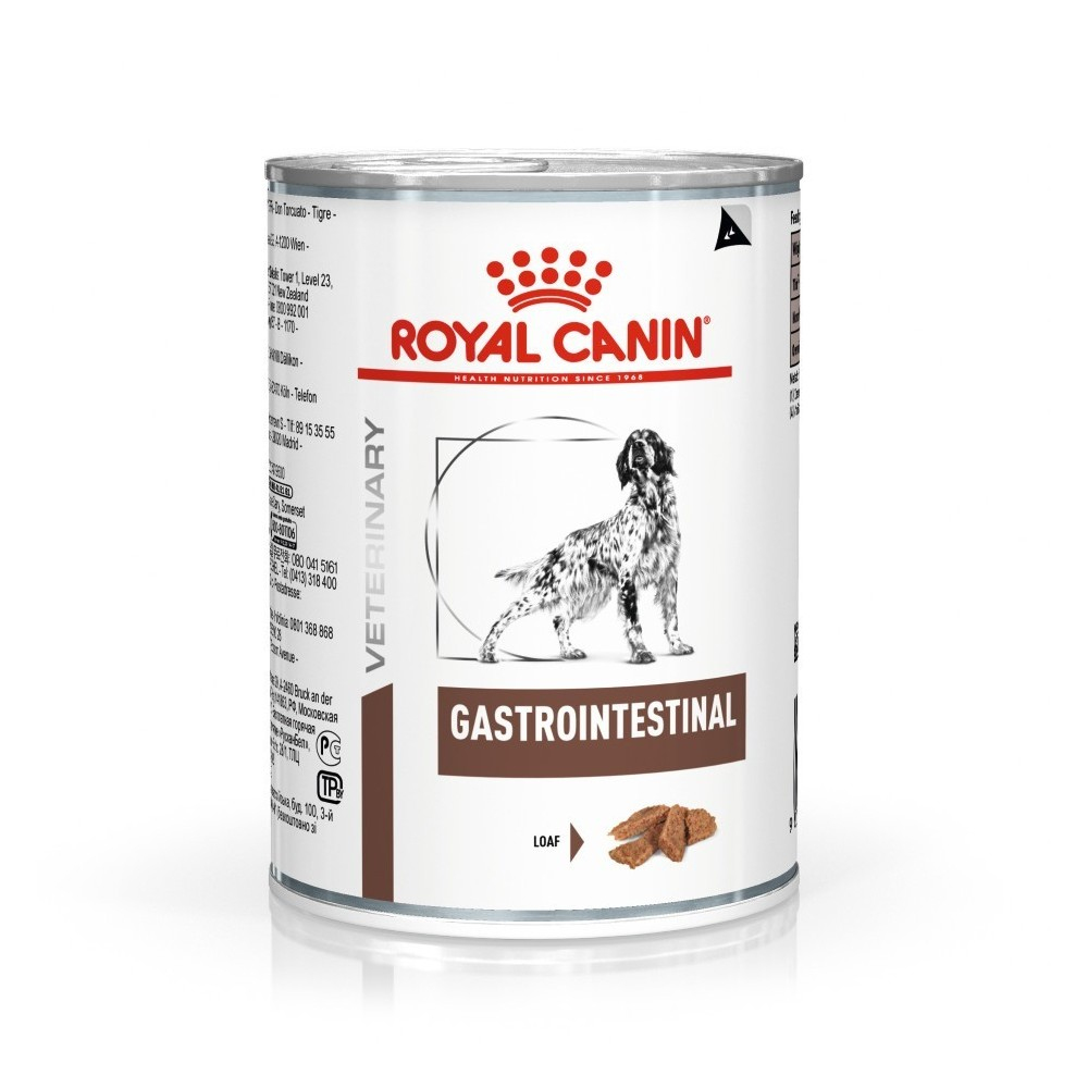 ROYAL CANIN Gastro Intestinal puszka 400 g