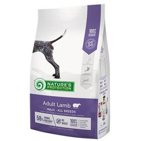 NATURE'S PROTECTION Lamb Adult