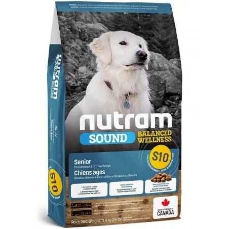 S10 Nutram Sound Senior