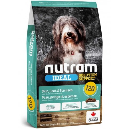 I20 Nutram Ideal Solution Support Sensitive Skin, Coat & Stomach