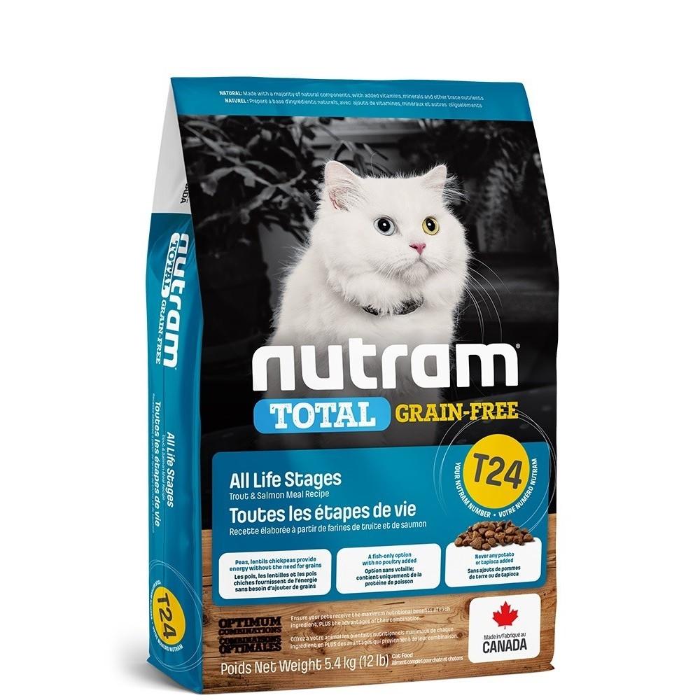 T24 Nutram Total Grain Free Salmon & Trout