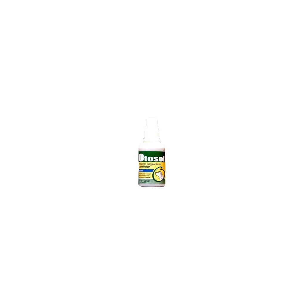 BIOFAKTOR Otosol - płyn do czyszczenia uszu 25ml