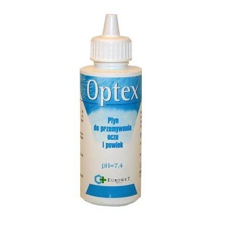 EUROWET Optex - płyn do oczu i powiek dla psów i kotów 100ml