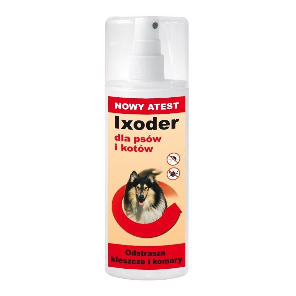 DR SEIDLA Ixoder - spray odstraszający pasożyty 100ml