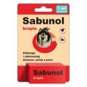 DR SEIDLA Sabunol - krople przeciw pchłom i kleszczom 2ml