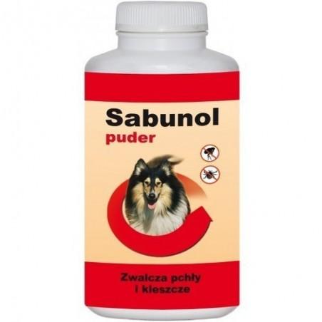 DR SEIDLA Sabunol - puder przeciw pchłom i kleszczom 120g